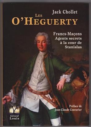 Les O'Heguerty première de couverture 001